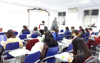 Khai giảng lớp Kế toán tổng hợp giỏi L1K44