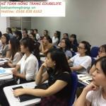 Khai giảng khóa Kế toán tổng hợp cuối tuần L1we8