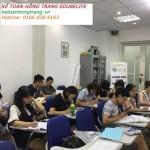 Khai giảng khóa Kế toán tổng hợp cuối tuần L1we7