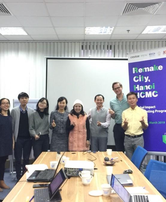 CSIP mời Ms Hồng Trang- EDUBELIFE huấn luyện, đạo tạo kỹ năng quản trị tài chính DN cho các Start Up