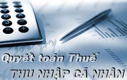 Hướng dẫn cá nhân tự hoàn thuế TNCN các năm cũ bị bỏ quên