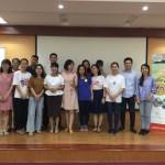 Edubelife – Truyền cảm hứng khởi nghiệp du lịch tới sinh viên Đại học Hà Nội