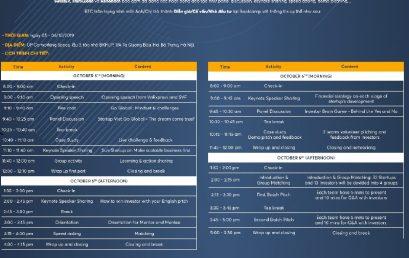 EDUBELIFE – Nhà đầu tư, cố vấn cuộc thi Startup Việt 2019 do VNexpress tổ chức