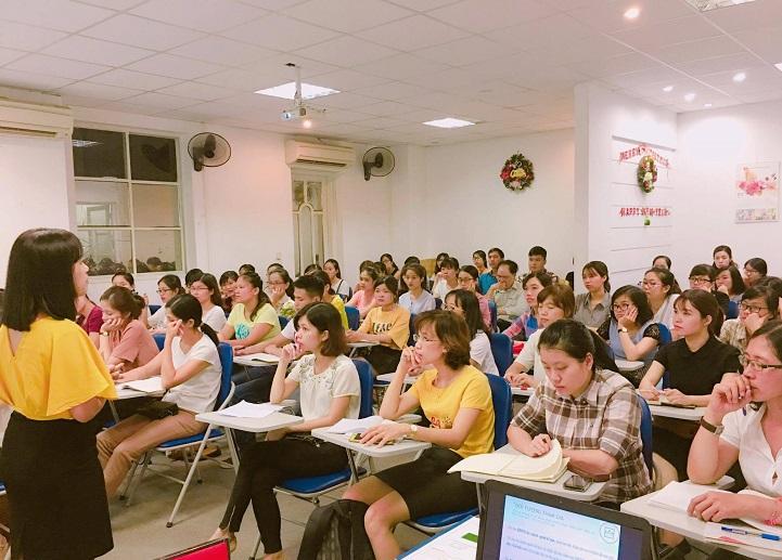 Khai giảng khóa Kế toán Tổng hợp giỏi tại TPHCM tháng 10/2018