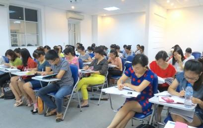 Khai giảng khóa kế toán thực hành miễn phí