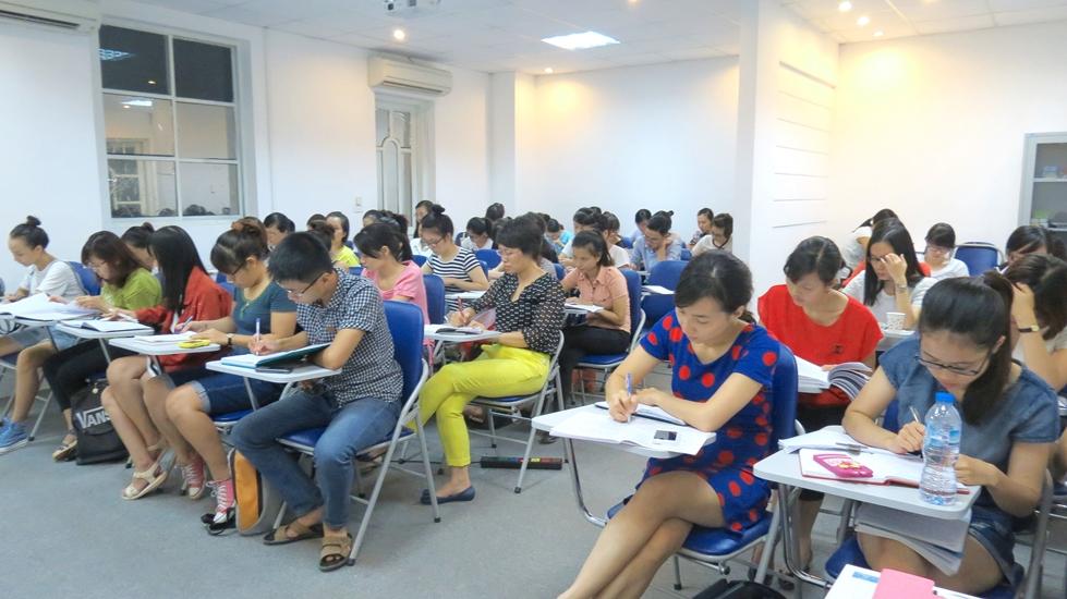 Lớp kế toán thực hành miễn phí