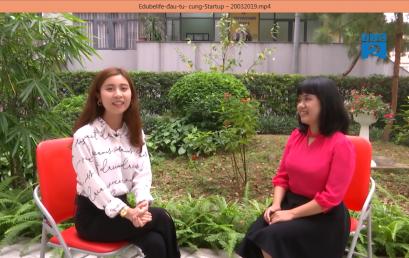 Ms Hồng Trang EDUBELIFE – Mentor của các dự án khởi nghiệp sáng tạo, nhân văn