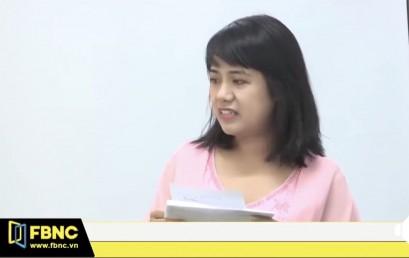 Ms Hồng Trang – tham gia khoá đào tạo Giảng viên nguồn TOT4 – Training of Trainers