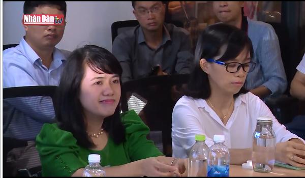 Đài truyền hình Nhân dân và VTC 1 mời EDUBELIFE – chia sẻ về Khởi nghiệp