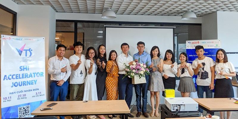 """Edubelife cùng Startup tăng tốc trong """"Khởi nghiệp du lịch Việt Nam 2019"""""""