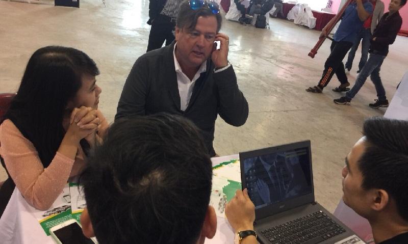 Edubelife tư vấn Taxigo gọi vốn tại Techfest
