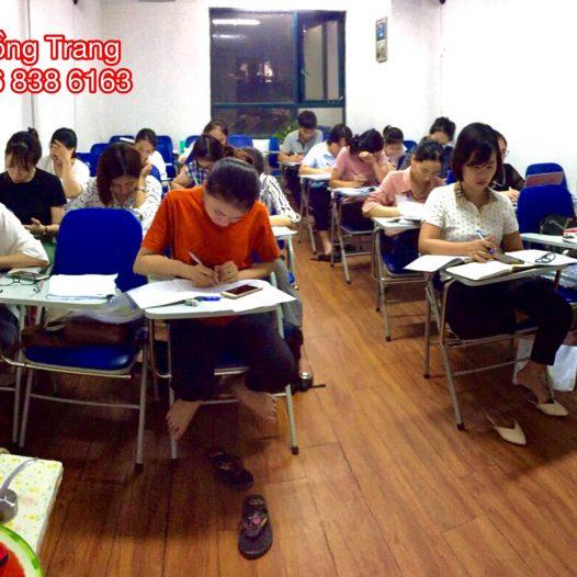 Đào tạo Kế toán Tổng hợp DN Dịch vụ