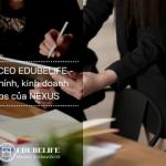 Ms Hồng Trang – CEO EDUBELIFE – chuyên gia tài chính, kinh doanh cho Startups của NEXUS
