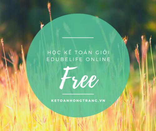 Học kế toán thực hành online chất lượng cao – hoàn toàn miễn phí